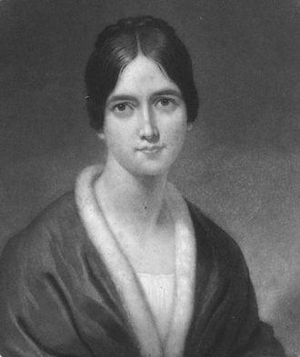 Frances Sargent Osgood - Osgood in an 1848 anthology