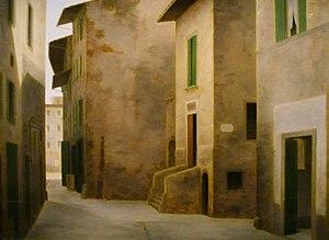 Fabio Borbottoni - Image: Fabio borbottoni, 1820 1902, chiesa della Palla 02