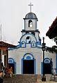 Fachada del santuario del Niño de La Cuchilla.JPG