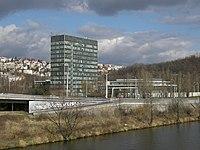 Faculty of Mathematics and Physics, Charles University, Prague.jpg