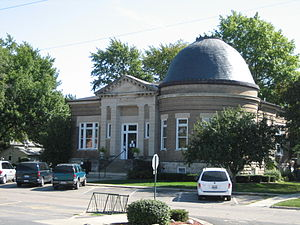 Fairbury, Illinois - Fairbury Public Library
