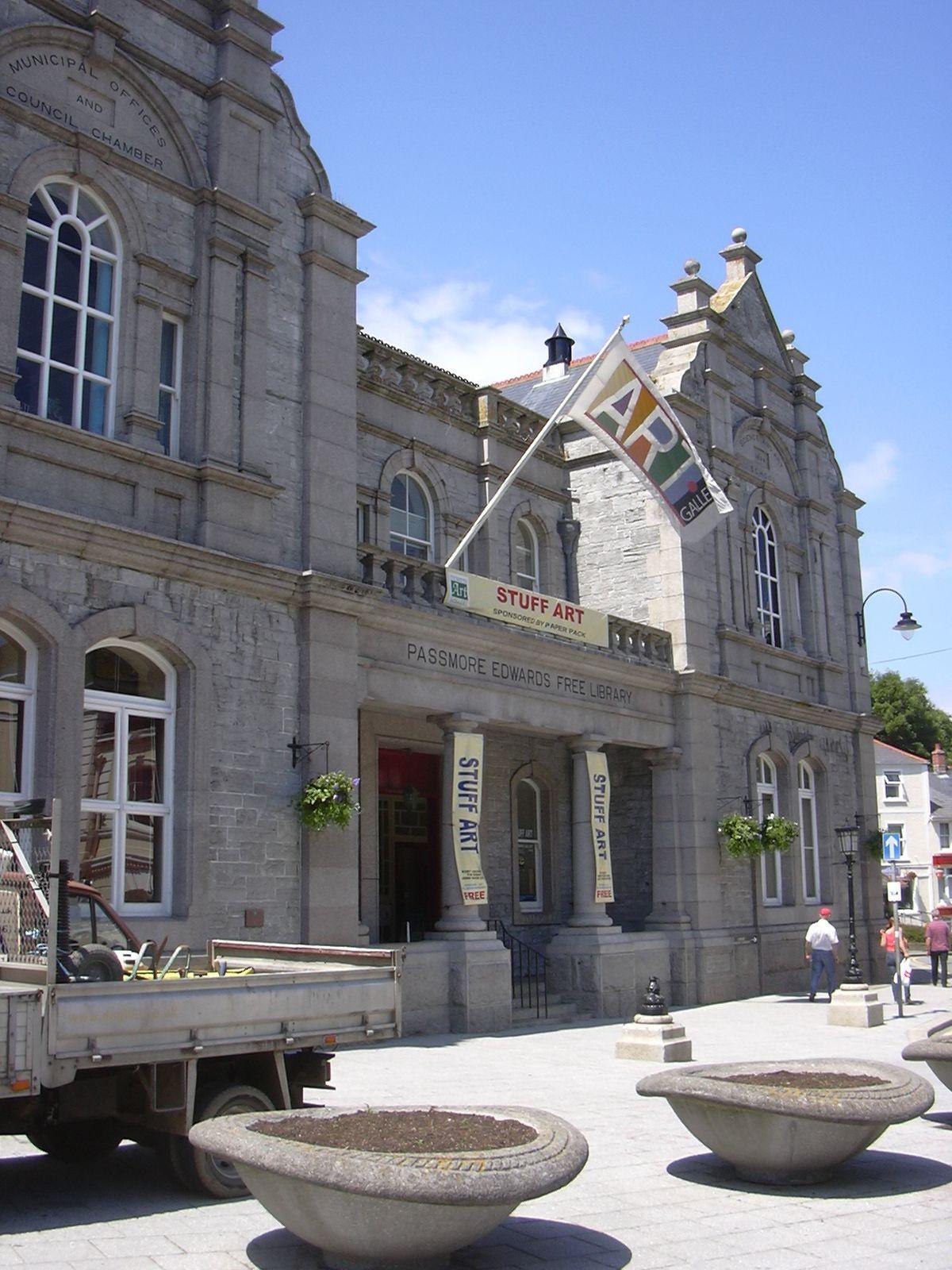 Falmouth Art Gallery Wikipedia