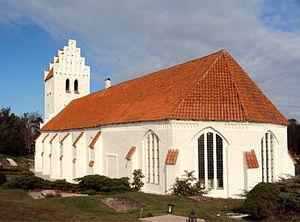 Falsterbo - Falsterbo church