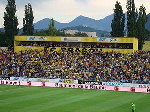 SR Brașov - FC Braşov supporters.