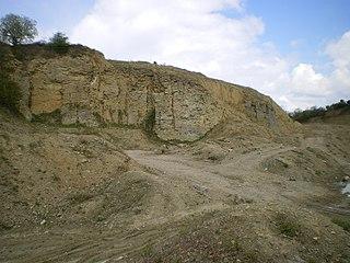 Much Wenlock Limestone Formation