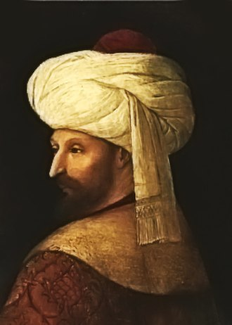 Siege of Shkodra - Fatih Sultan Mehmet II went personally to lead the siege