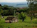 Fazenda Guaraciaba, ao fundo a cidade de Serrana. Rodovia Altino Arantes - SP-351 - panoramio.jpg