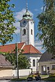Feldkirchen Amthofgasse Filialkirche hl. Michael 28062016.jpg