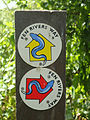 Fen Rivers Way Waymark, South Cambridgeshire.jpg