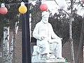 Ferdosi Statue 2005 تندیس حکیم ابوالقاسم فردوسی - panoramio.jpg