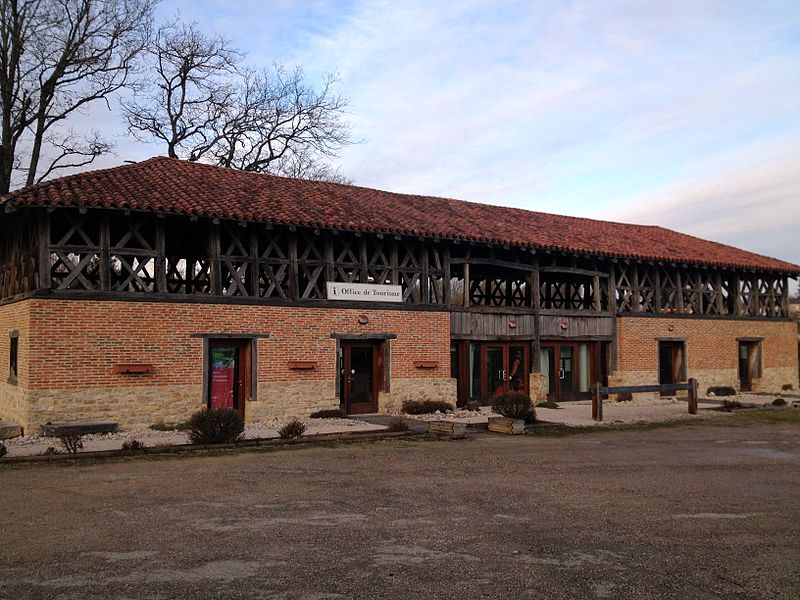 Ferme de Condal, office de tourisme.