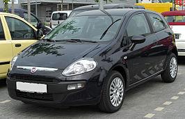 Fiat Grande Punto Wikipedia