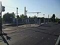Fieldway tramstop southern entrance.JPG