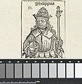 Filips van Zwaben Philippus (titel op object) Liber Chronicarum (serietitel), RP-P-2016-49-49-7.jpg