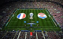 2018 Fifa World Cup Final Wikipedia
