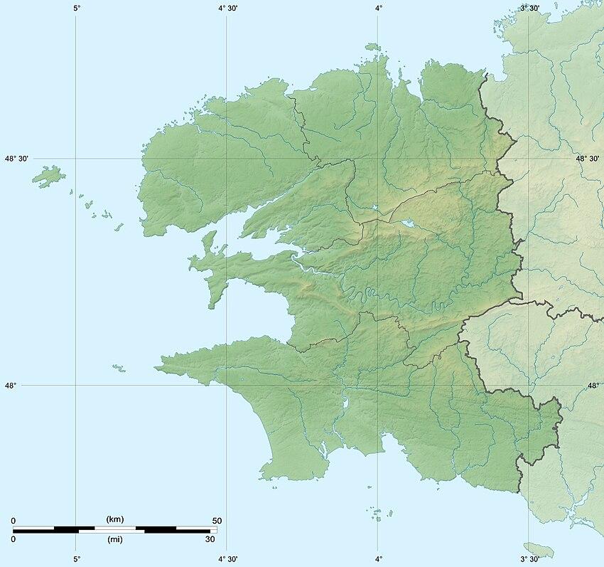 Liste des phares du Finistère — Wikipédia