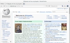 Firefox 25 on GNU/Linux
