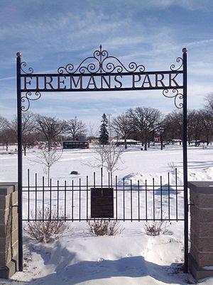 Columbus Fireman's Park Complex