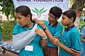 First Aid and Emergency Management Session - Summer Camp - Nisana Foundation - Sibpur BE College Model High School - Howrah 2013-06-08 9196.JPG
