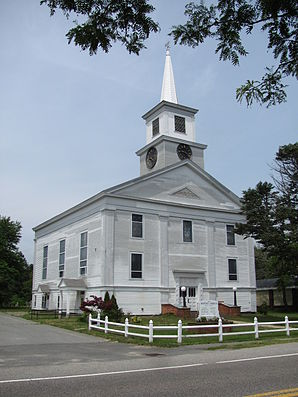 Die First Baptist Church in West Harwich
