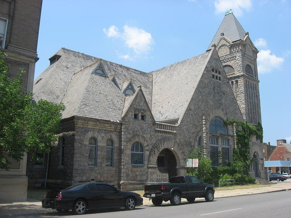 First Presbyterian Church South Bend Indiana Wikipedia