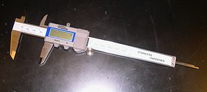 Fisher Scientific - Fisher brand caliper.