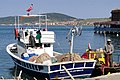 Fishing Boat in Harbor - Ayvalik - Turkey (5747146891).jpg