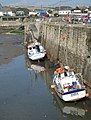 Fishing boats in Porthleven harbour at low tide - geograph.org.uk - 985629.jpg