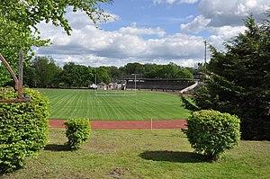 Crocker Field - Image: Fitchburg MA Crocker Park