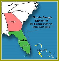 Florida And Georgia Map.Florida Georgia District Lcms Wikipedia