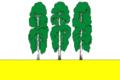 Flag of Beryozovo (Khanty-Mansia) (2009).png