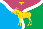 Flag of Severny rayon (Orenburg oblast).png