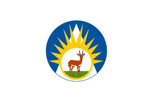 States of South Sudan - Image: Flag of Western Bahr el Ghazal