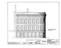 Flat Iron Building, 1-3 Genesee Street, Auburn, Cayuga County, NY HABS NY,6-AUB,8- (sheet 5 of 7).png