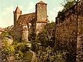 Flickr - …trialsanderrors - Imperial stables, Nuremberg, Bavaria, ca. 1895.jpg