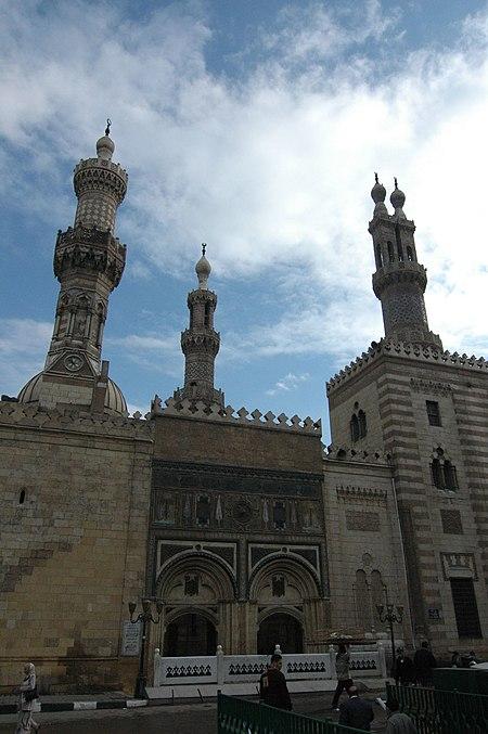 Flickr - Gaspa - Cairo, moschea di El-Azhar (1).jpg