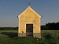 Flur- Wegkapelle zwischen Hirschbach und Kirchberg am Walde.jpg