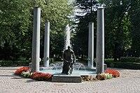 Fontana di Villa Gonzaga (Olgiate Olona).JPG