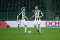 Football against poverty 2014 - Zidane et Nedved.jpg