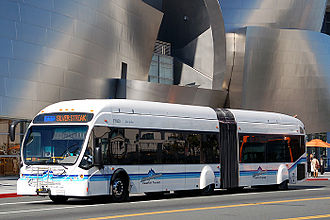 Foothill Transit - Image: Foothill Transit NABI 60 BRT articulated bus