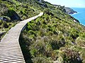 Footpath at Pen Enys Point looking towards Carn Naun Point - panoramio.jpg