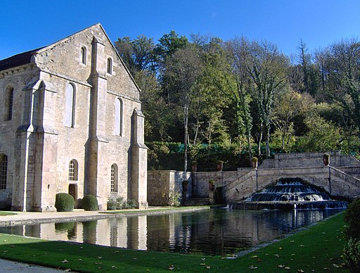 Forge, Fontenay Abbey, Marmagne