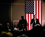 Former Governor Pataki is introduced to the crowd (4094677260).jpg