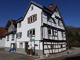 Forststraße in Weinstadt