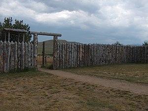 Fort Phil Kearny - Image: Fort Phil Kearney