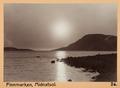 Fotografi på midnattssol - Hallwylska museet - 104330.tif