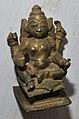 Four-armed Shiva - Bronze - Circa 18th Century CE - ACCN 60-4904 - Government Museum - Mathura 2013-02-24 6591.JPG