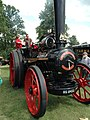 Fowler traction engine 'Lady Carrick' (16943038916).jpg