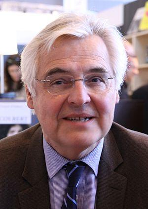 François d'Aubert - Image: François d'Aubert Salon du livre de Paris 2010