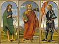 Francesco di Simone da Santacroce. Trittico di Leprena. 1506. Accademia Carrara, Bergamo.jpg